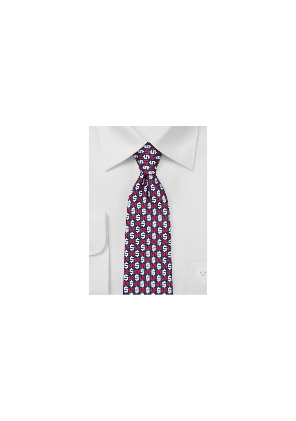 Million Dollar Necktie