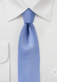 Slim Cut Tie in Sky Blue