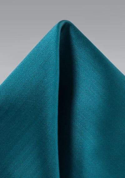 Oasis Color Pocket Square
