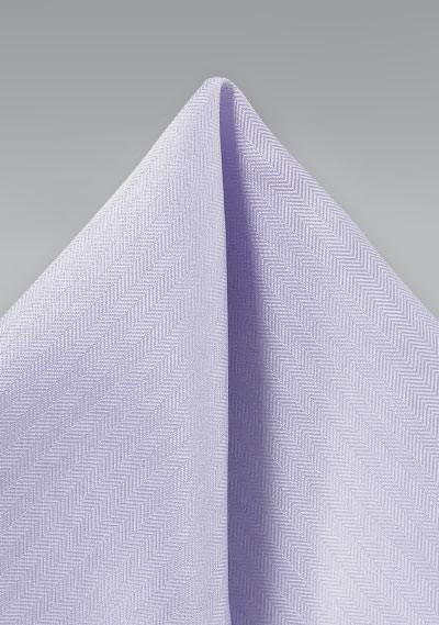 Textured Hanky in Lavender