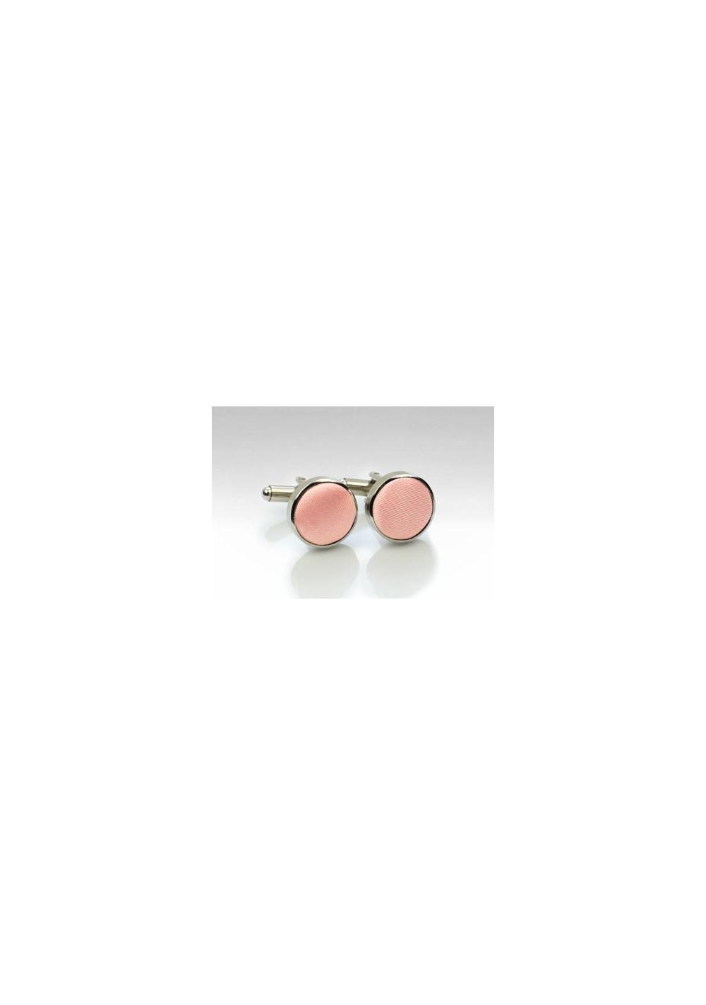 Tropical Peach Cufflinks
