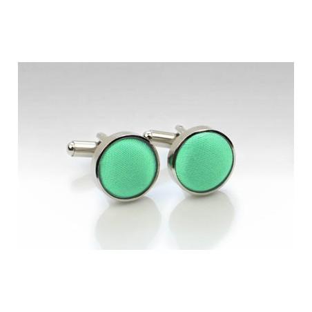 Bright Mint Men's Cufflinks