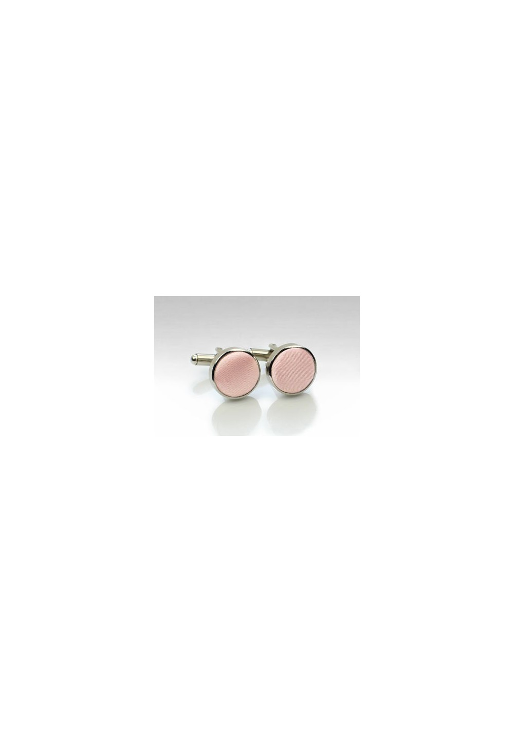 Peach Blush Cufflinks