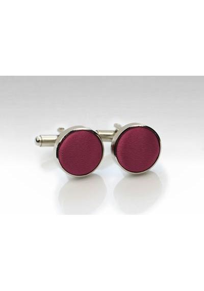 Wine Red Cufflinks