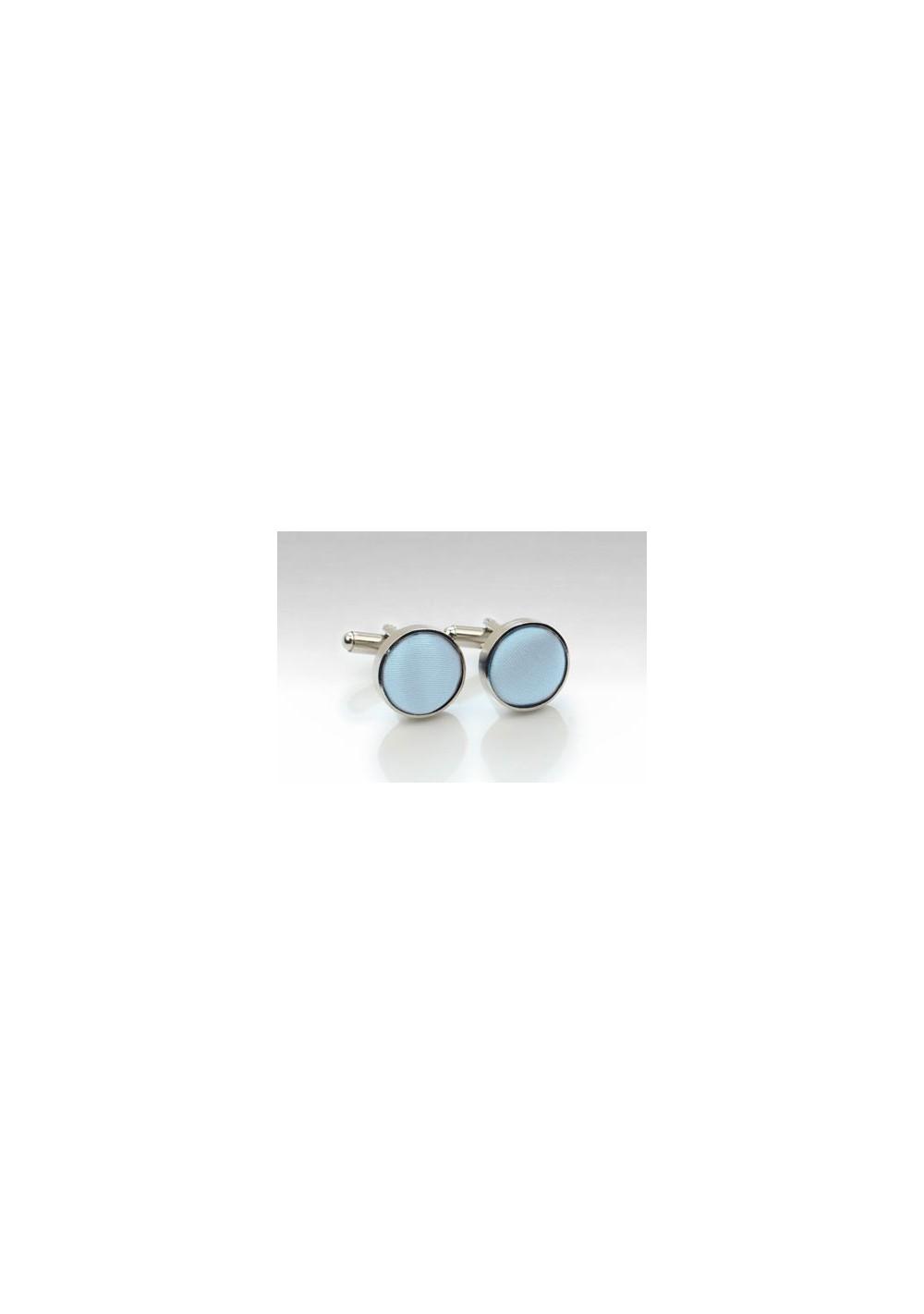 Light Blue Cufflinks