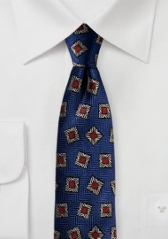 Vintage Designer Silk Tie by BlackBird