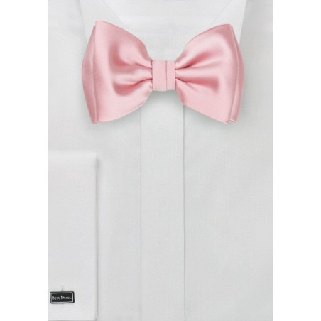 Pink FYstar Adjustable and Elasticated With Metal Clips Polyester Kids Design Bowtie Bow Tie Set Matching Ties Outfits