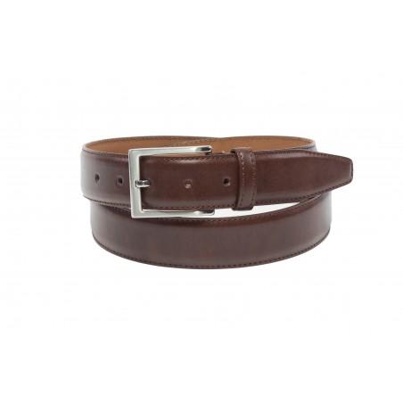 classic mens leather dress belt