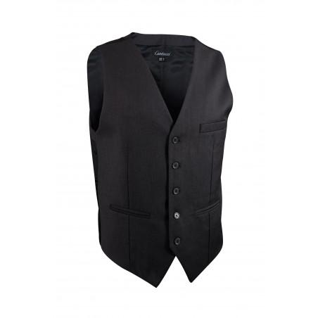 charcoal gray mens suit vest