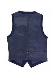 navy dress vest for men