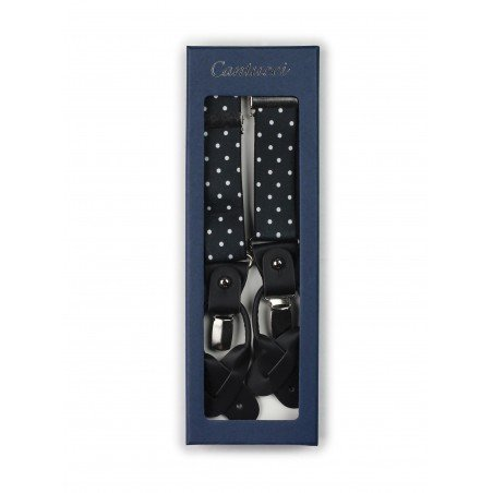 polka dot suspender gift box