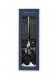 suspenders smoke gray