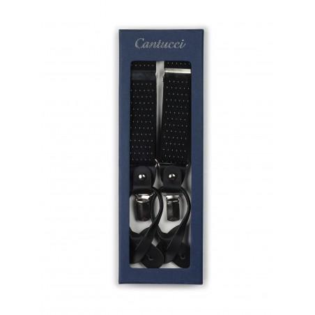 groomsmen suspenders black and white