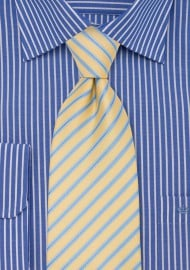 Light Yellow Necktie