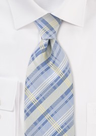 Summer Tie in Light Blue