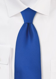 Azure Blue Kids Necktie