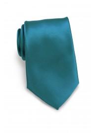 Oasis Color Necktie in XL Length