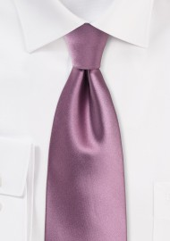 Purple Rose Kids Tie