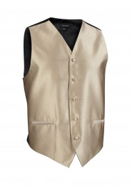 golden mens tuxedo textured vest prom weddings