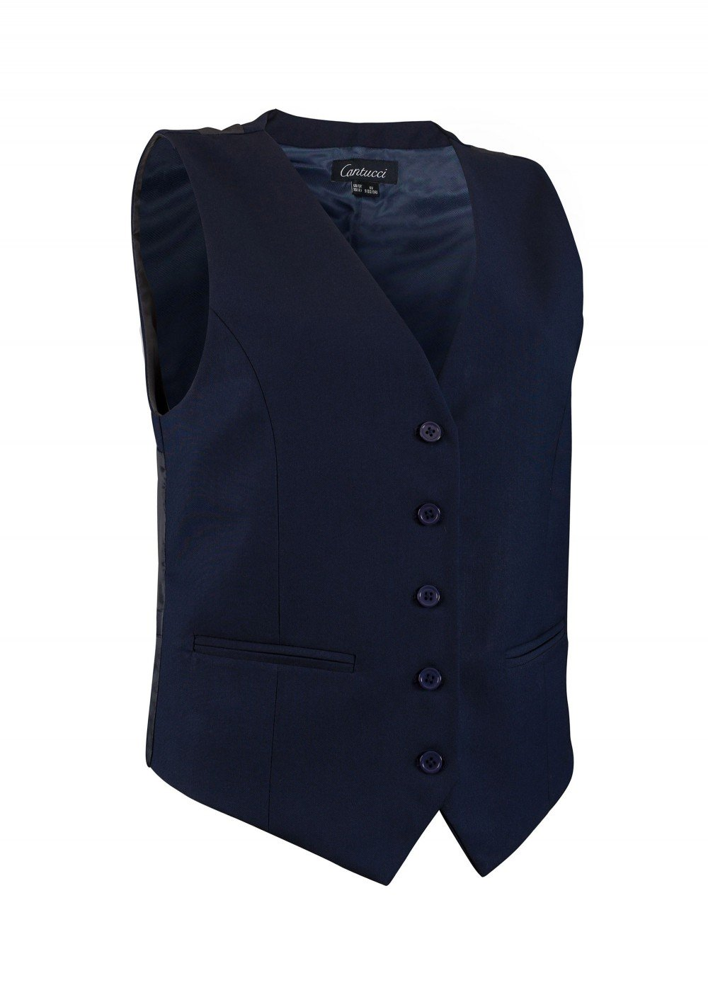 Women's Uniform Vest in Navy