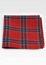 Scottish Tartan Plaid Pocket Square