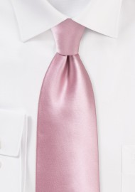 Kid Tie in Dusty Rose