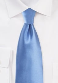 Peri Blue Tie in XL Lenth