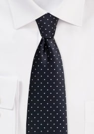 Black Men's Tie with...