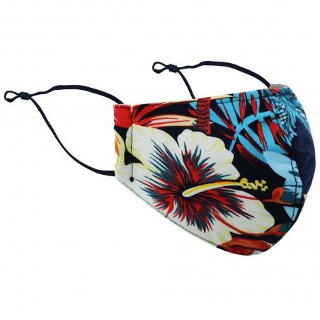 Hawaii Print Cotton Mask