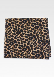cheetah print hanky