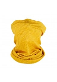 vegas gold neck gaiter mask