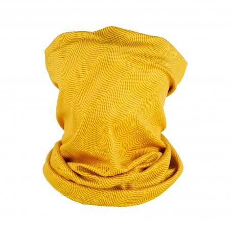 vegas gold neck gaiter mask