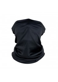 black neck gaiter mask