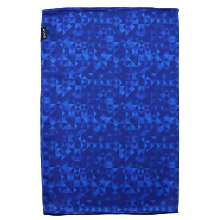 gaiter in royal blue