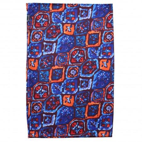 colorful neck gaiter designer scarf