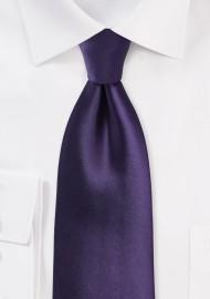Majesty Purple Kids Tie