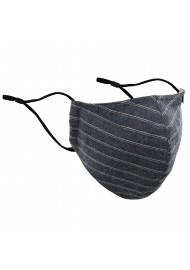 Smoke Gray Autumn Filter Mask