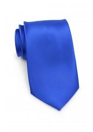 Marine Blue Necktie
