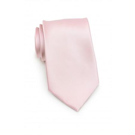 Blush Pink Necktie