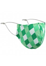 Irish Argyle Mask