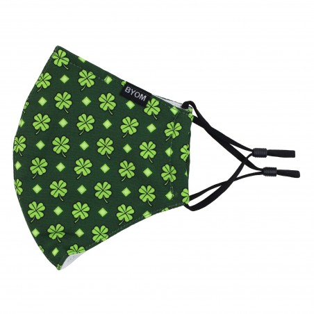 Lucky Clovers Mask