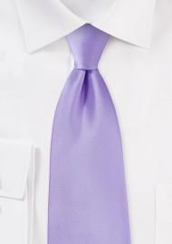 Lavender Hued Tie for Boys