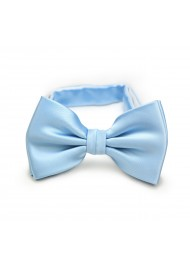 Light Blue Colored Bow Tie