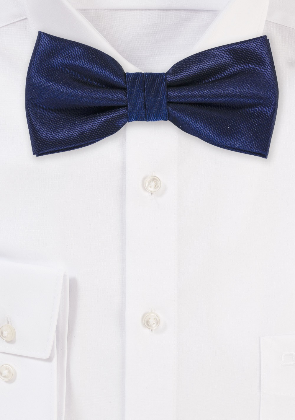 Dress Bow Tie in Formal Navy