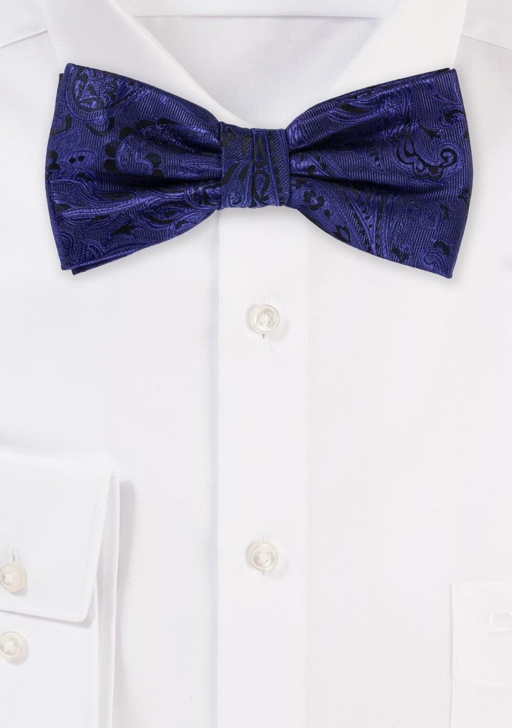 Ultramarine Mens Bow Tie