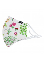 Spring Flower Print Cotton Mask