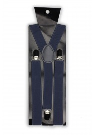 Charcoal Gray Suspenders Packaging