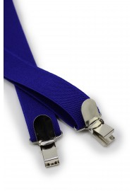 Suspenders in Horizon Blue Clips