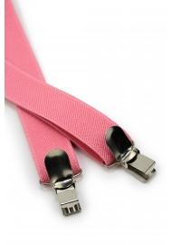 Suspenders in Tulip Pink Clips