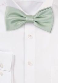 Dusty Sage Bow Tie